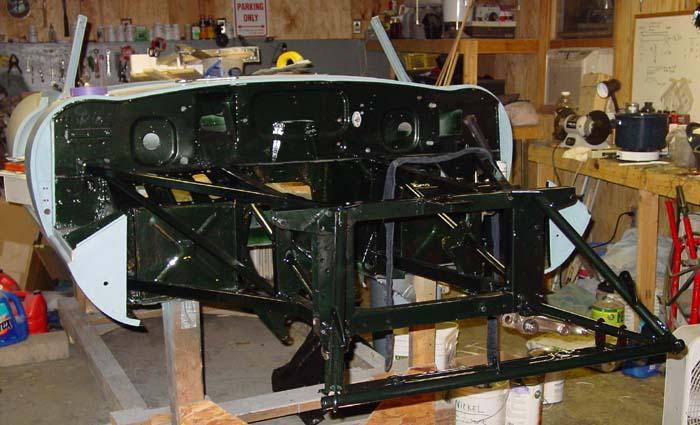 Inetogether Jaguar E Type Color On Front Frames